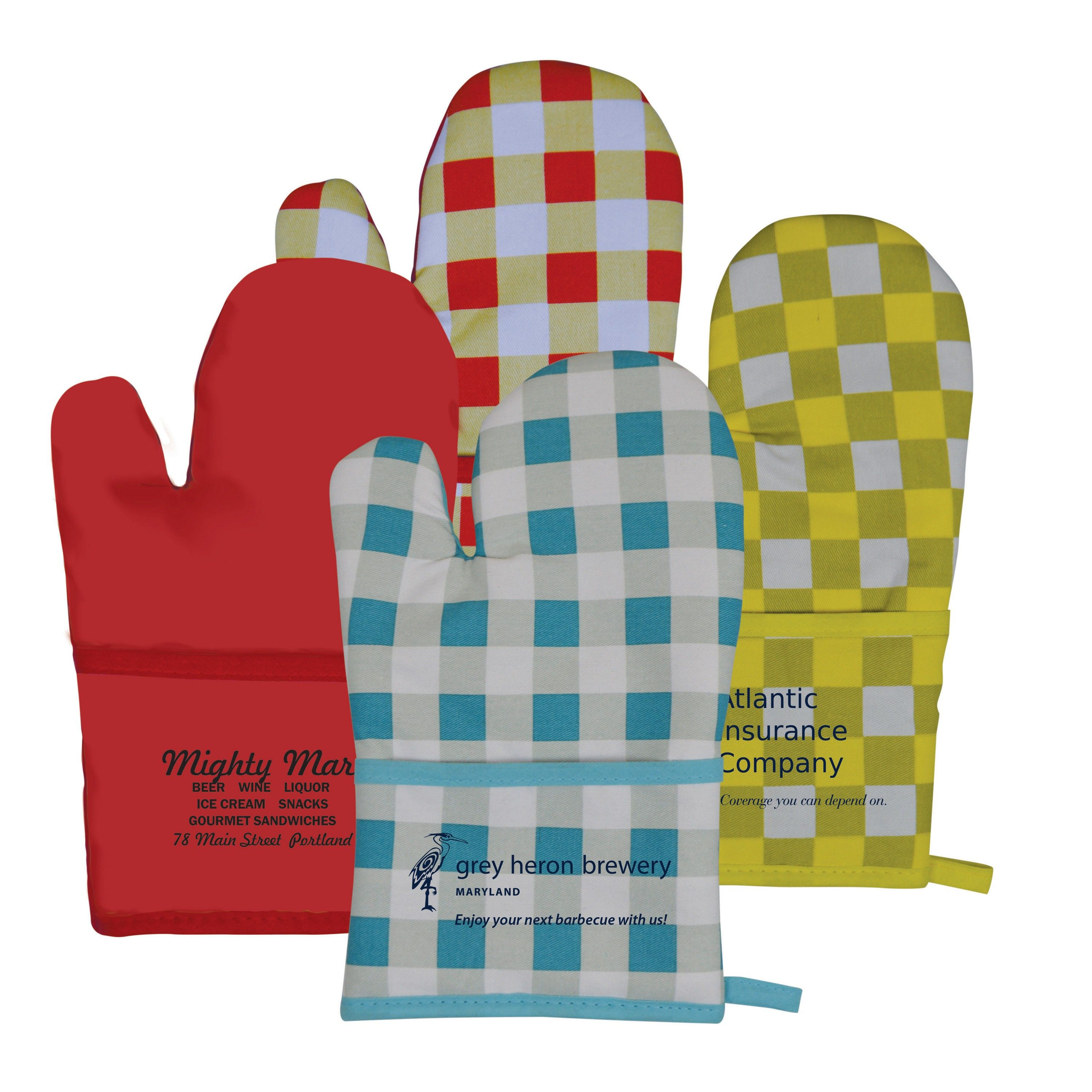Oven Mitts