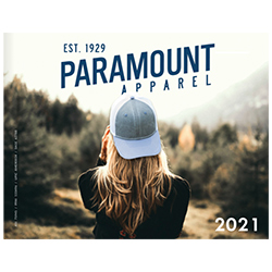 Paramount Apparel catalog