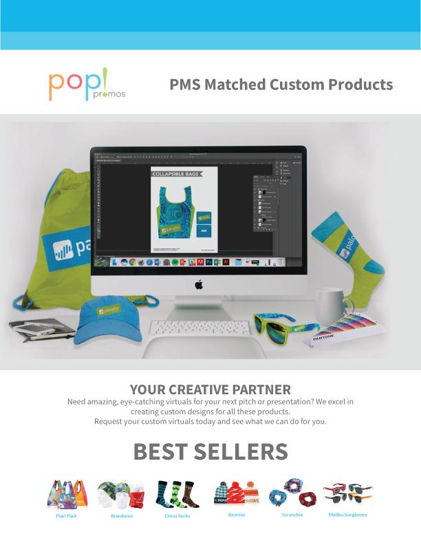 Custom by POP Promos!