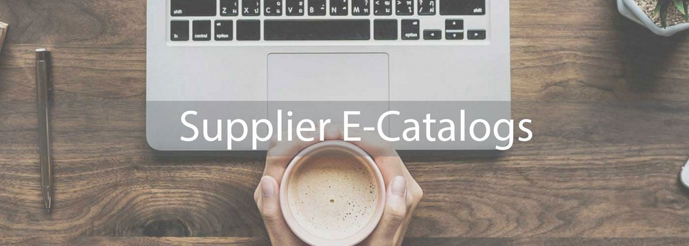 Suppliers E-Catalog