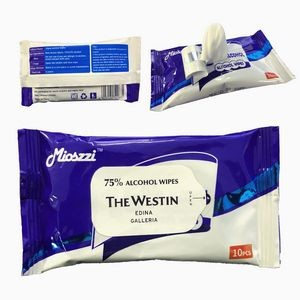 10 Count Hand Wipes